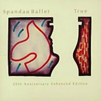 Spandau Ballet - True - Spandau Ballet - Spandau Ballet CD 91VG The Cheap Fast
