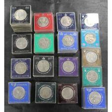 More details for british crowns qeii elizabeth - 1965,1972,1977,1980,1981 - over 50 coins in lot