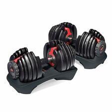 Bowflex SelectTech 552 Adjustable Dumbbells Set (118lbs) - 100182