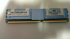 HP 32GB RAM ( 8 x 4GB ) DL380 G5 FB DIMM 466436-061 398708-061 PC2-5300F