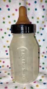 Vintage Evenflo Plastic Baby Bottle-Nurser-4 Oz.NOS!!Latex Nipple!! 1960's!