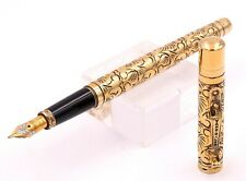 Yard O Led Victorian Viceroy Standard Fountain Pen Nib M
