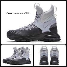 Nike Zoom Tallac Flyknit ACG 865947-003, UK 9, UE 44, US 10, Nero e Grigio