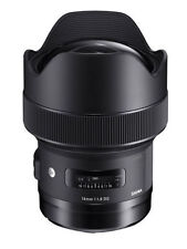 Sigma 14mm F1.8 ART DG HSM NEW PRIME WIDE Lens for SIGMA CAMERA in FACTORY BOX
