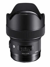 Sigma Art 14mm f/1.8 DG HSM Lens for Canon