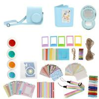 7/9/11 In 1 Instant Film Camera Accessory Bundles Kit for Fujifilm Instax M