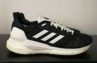 Womens Adidas Solarglide ST Boost Black Trainers - UK 6.5