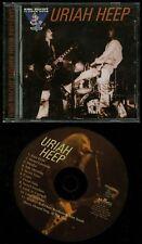 Uriah Heep King Biscuit Flower Hour CD