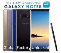 New Samsung Galaxy Note 8 N950FD Dual SIM 6G/64GB Unlocked Note8 DHL Ship now