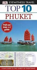 DK Eyewitness Top 10 Travel Guide: Phuket, DK Publishing, Good Condition, Book