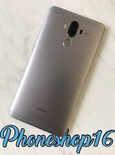 Original Huawei Mate 9 Akkudeckel Deckel Fingerprint Flex Gehäuse Backcover Grau