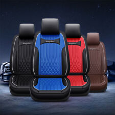 Universal Fit PU Leather Full Set of CAR Seat Covers Vauxhall Astra Corsa VW Gol