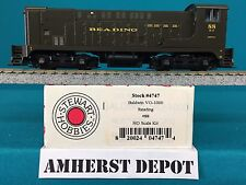 4747 Stewart HO Baldwin VO-1000 Engine Reading NIB