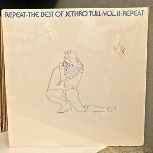 "JETHRO TULL - Repeat - Best Of Vol.II (Orig Shrinkwrap) 12"" Vinyl Record LP - EX"