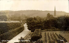 Mereworth near Maidstone. A View from Herne House # 2087.