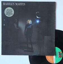 """Vinyle 33T Marilyn Martin  """"Marilyn Martin - Night moves"""""""