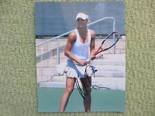 MARIA KIRILENKO  WTA AUTOGRAPHED 8X10 PHOTO  W/COA