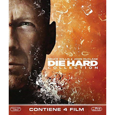 Die Hard Legacy Collection (4 Blu-Ray)  [Blu-Ray Nuovo]