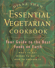 The Essential Vegetarian Cookbook: Your Guide to the Best Foods on Earth, HB