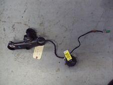 01 02 Suzuki GSXR 1000 GSX-R 1000 Upper Triple Tree, Ignition, Gas Cap, 1 Key C8