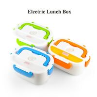 Electric Heating Lunch Box Food Heater Portable Lunch Containers Warming Bento
