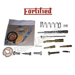 Vespa PX 125/150 CARBURETTOR / CARB REPAIR / REBUILD KIT FORTIFIED disc/non disc