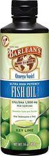 Barlean's Fish Omega Swirl Key Lime Ultra High Potency 16oz
