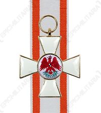 WW1 Prussian Army KNIGHTS ORDER of the RED EAGLE - Military Service Medal Award