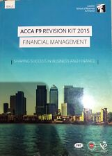 ACCA F9 Revision Kit