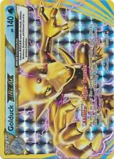Pokemon BREAKPoint Golduck Break 18/122 Ultra Rare Near Mint Fast Shipping!