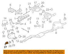 BMW OEM 09-11 335d Diesel Aftertreatment DEF / SCR / Urea-Injector 18307807206