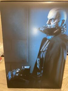 Sideshow Star Wars ROTJ Darth Vader Deluxe 1/6 sixth Scale Figure NEVER REMOVED
