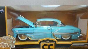 jada 1/24   Collectors Club   1953 Chevy Bel Air