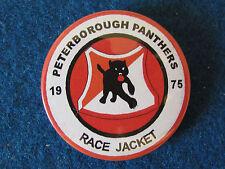 Speedway Insignia-Peterborough Panteras - 1975 Race Chaqueta