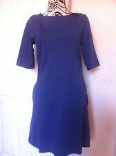 Adrienne Vittadini Dress 3/4 Sleeve Bell Shape Knee lenght Ladies Size M(10)New