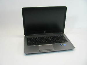 "HP ProBook 640 G1 14"" Laptop 2.6 GHz i5-4300M 4GB RAM (Grade B)"