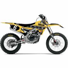 DCor Yamaha Retro Motocross Graphics Kit Yamaha YZF250 14-18 YZF450 14-17