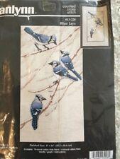 Blue Jays Janlynn Cross Stitch Kit 1996 - NEW Made in USA