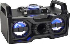 Mobile Soundanlage mit Bluetooth und LED Beleuchtung ''Sounbox'' Kompaktanlage