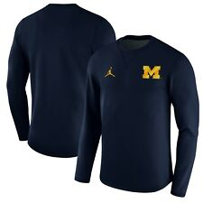 Michigan Wolverines Mens Nike Coaches Sideline Modern Sweatshirt - XXL - NWT