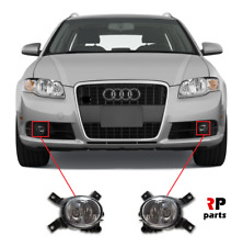 NEW AUDI A3 / A4 VALEO FRONT BUMPER FOG LIGHT LAMP WITH BULB PAIR LEFT RIGH H7