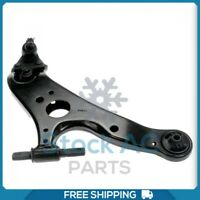 NEW FRONT RIGHT LOWER CONTROL ARM FITS 2011-2017 TOYOTA SIENNA 4806808040