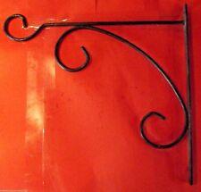 1 Ancienne Équerre à Potence Jardin Terrasse Déco  31,5 cm