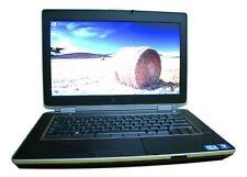 Dell Latitude E6420 Laptop Windows 7 Core i5 2.5 Ghz 8GB RAM 1000GB 1TB SSD