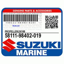 ELICA SUZUKI 58111-98402-019