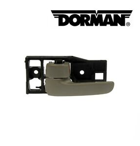 1PCS DORMAN Front Left Inside Door Handle Fit 2000-2006 Toyota Tundra