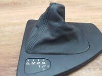✅ 06-13 OEM BMW E90 E92 E93 PRND Shifter Boot Plate Automatic Transmission Black