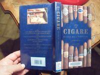 LE CIGARE Guide de l'Amateur Nouvelle édition 1998 Bague Boite Tabac