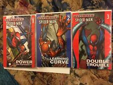 Ultimate Spider-Man 1, 2, 3 Trade Paperbacks Home-Coming Movie Source Material
