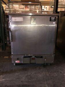 Winston CVAP Heated Food Holding Cabinet Moisture Control Warming Prep HC4009CE